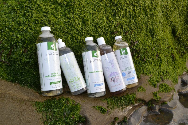 Puracy All Natural Cleaning Products Review