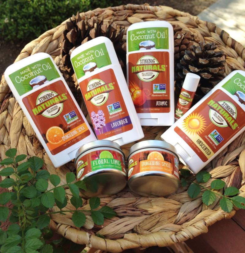 Stinkbug Naturals Deodorant Review