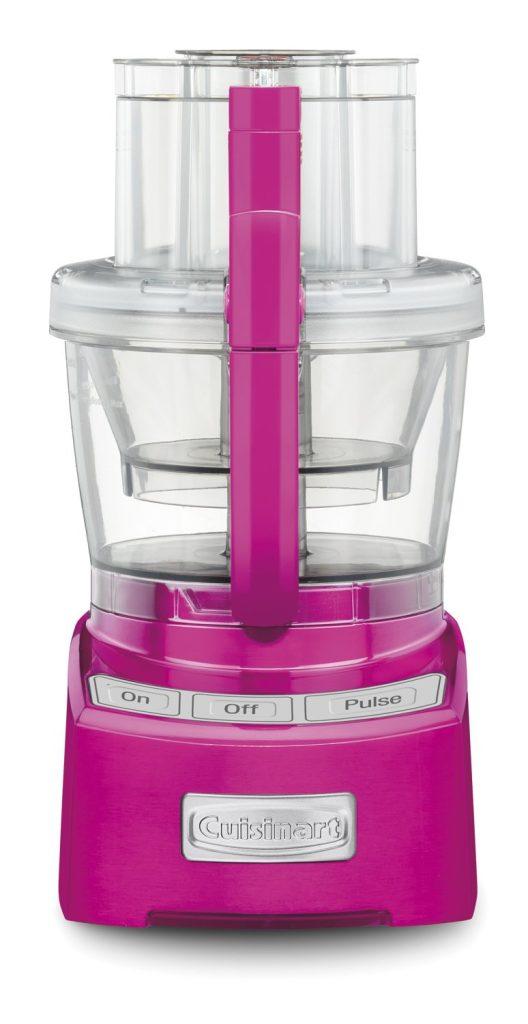 Cuisinart Hot Pink Food Processor