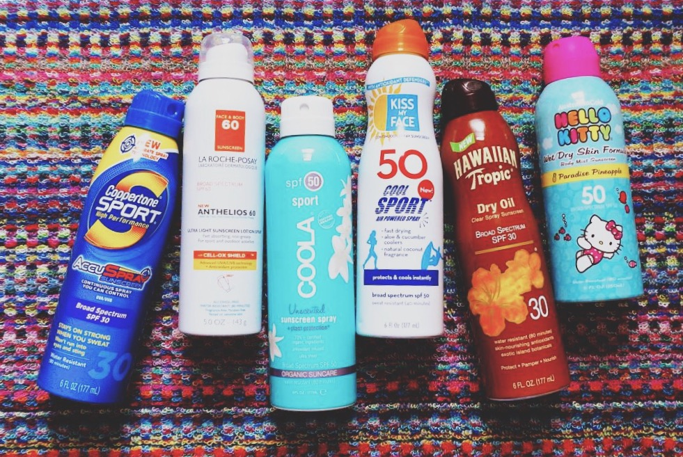Best Amp Worst Sunscreens To Use Organic Bunny