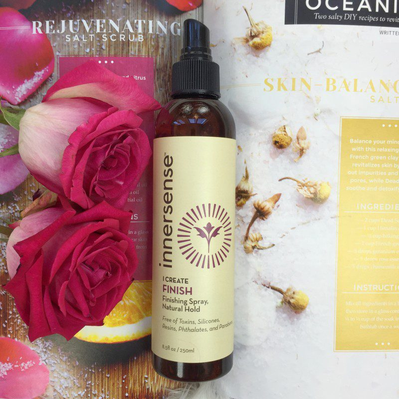 innersense organic hair care review