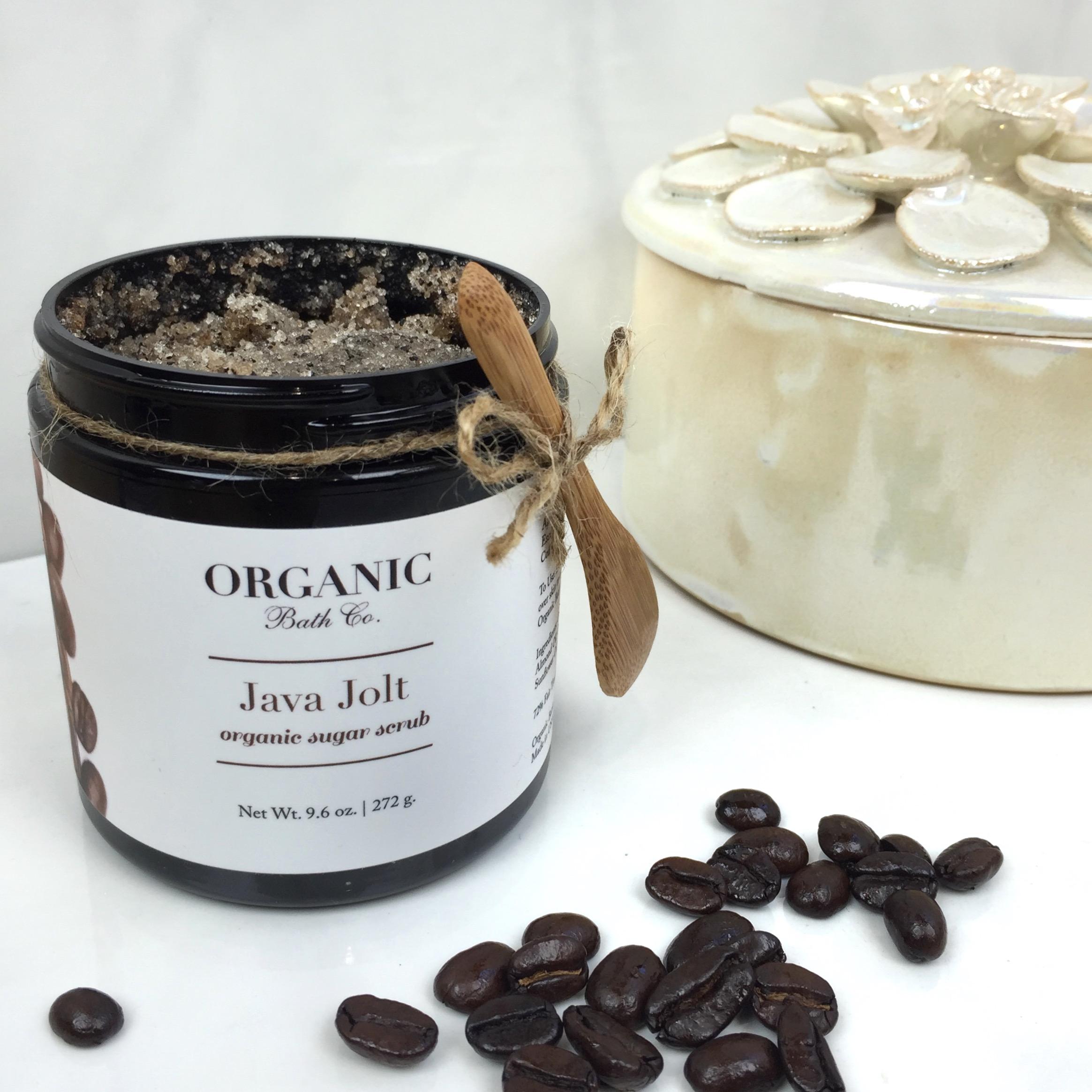 Organic Bathroom: Organic Bath Co. Organic Coffee Scrub