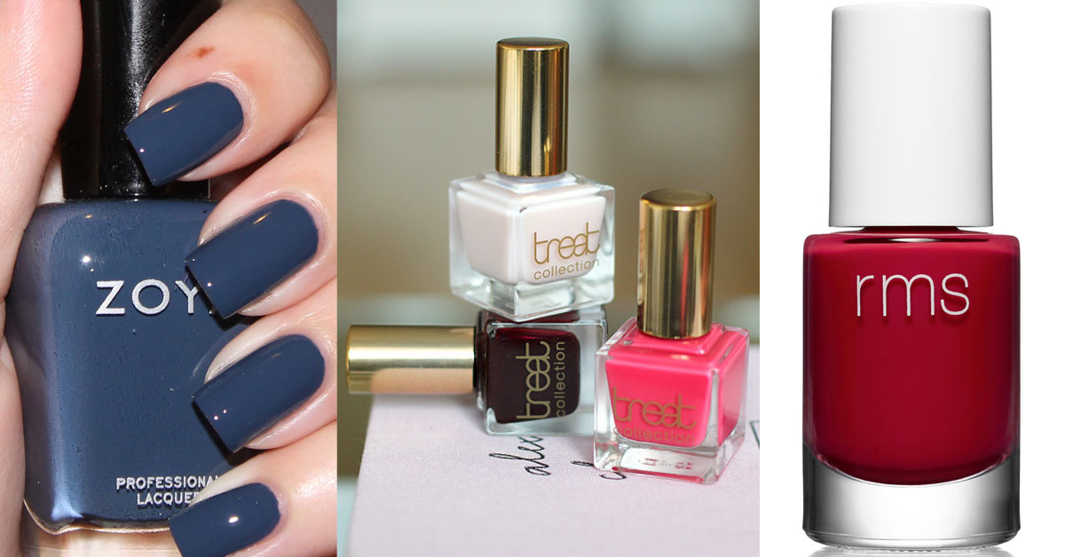 What\'s Really in Your 5 Free Polishes? - Organic Bunny