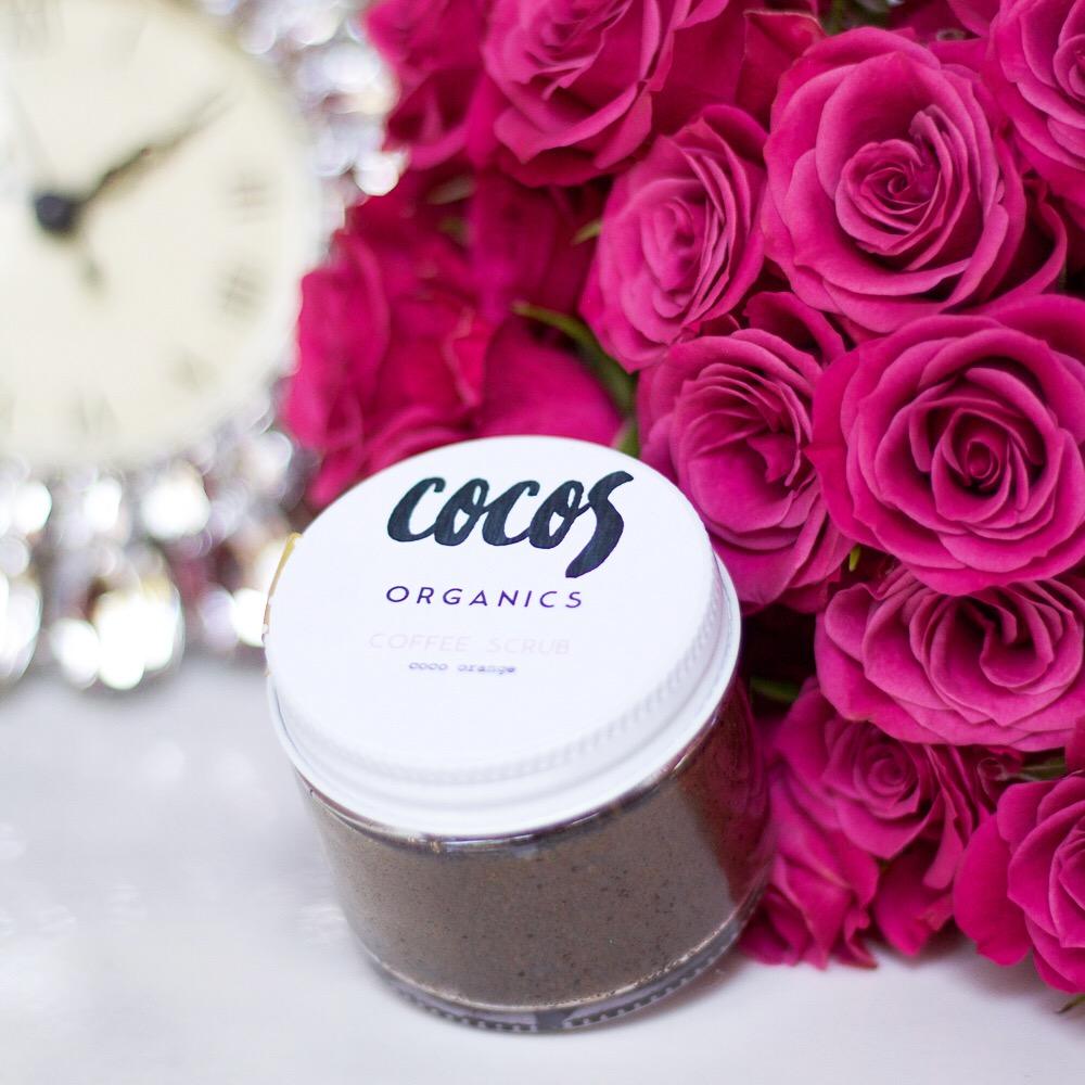 Cocos Organics Coffee Scrub