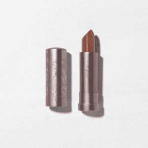 100% Pure Semi-Matte Lipstick in Sandstone