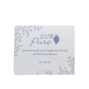 Anti-Bacterial Wood Pulp Oil Blotting Paper