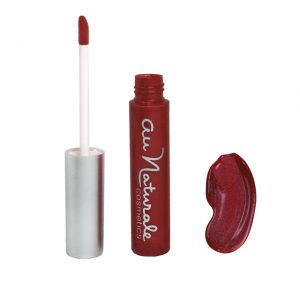 Au Naturale Lip Gloss in Dusty Crimson