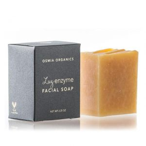 Osmia Organics Luz Facial Soap