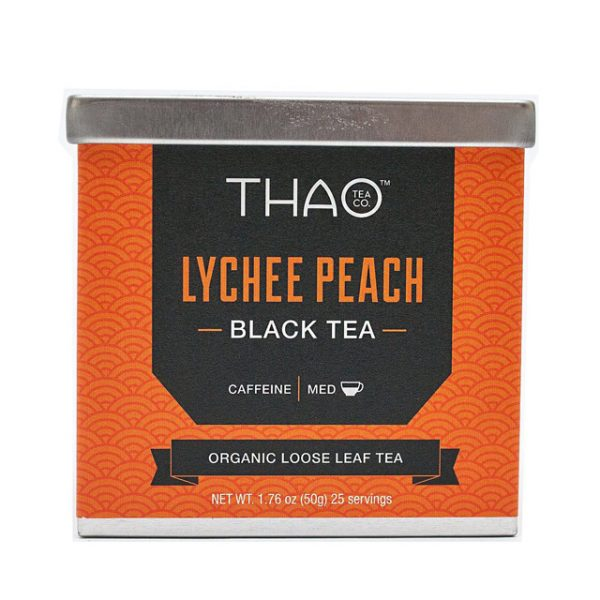 THAO Tea Lychee Peach