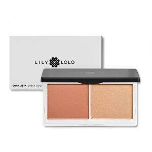 Lily Lolo Blush Duo in Coralista