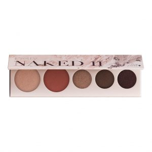 100% Pure Fruit Pigmented Shadow Palette in Pretty Naked II