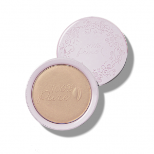 100% Pure Gemmed Luminizer in Rose Gold