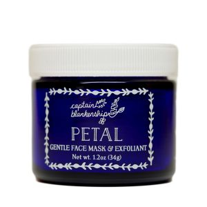 Captain Blankenship Petal Gentle Flower Face Mask