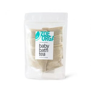 Zoe Organic Baby Bath Tea