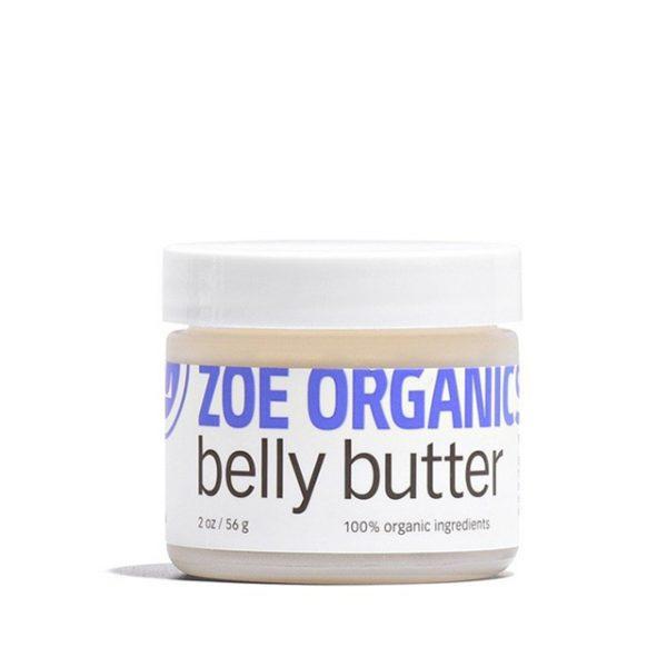 Zoe Organics Belly Butter