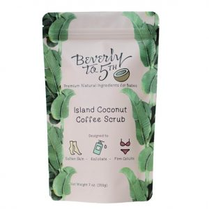 Beverly to 5th coffee scrub