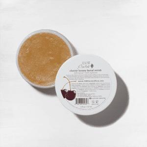 100% Pure Cherry Honey Facial Scrub