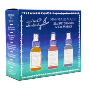 Captain Blankenship Mermaid Magic Sampler Set