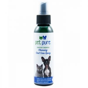 Dr. Brite Pet Pure Oral Cleansing Spray