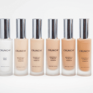 Crunchi Foundation Samples