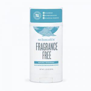 Schmidt's Deodorant- Fragrance Free