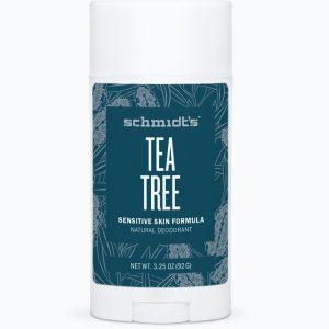Schmidt's Sensitive Deodorant- Tea Tree