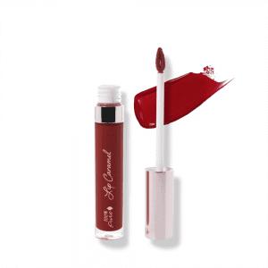 100% Pure Lip Caramel in Red Velvet