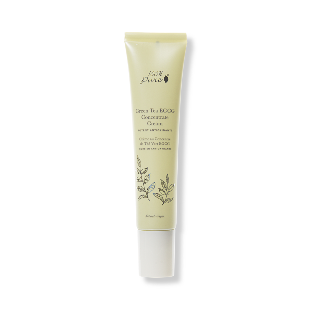 100 Pure Green Tea Egcg Concentrate Cream Organic Bunny