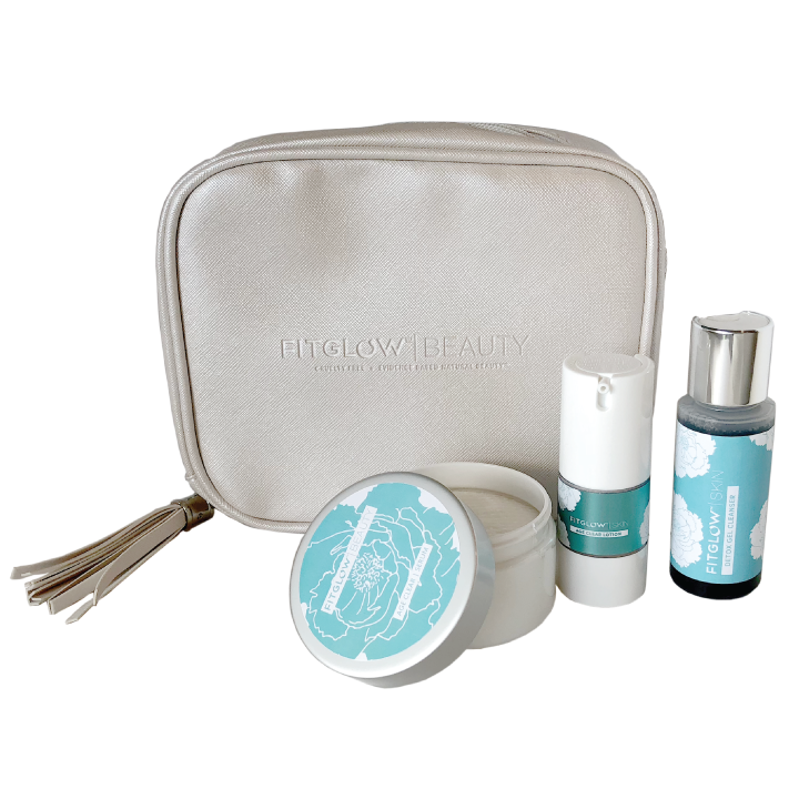 Fitglow Beauty Age Clear Kit Organic Bunny