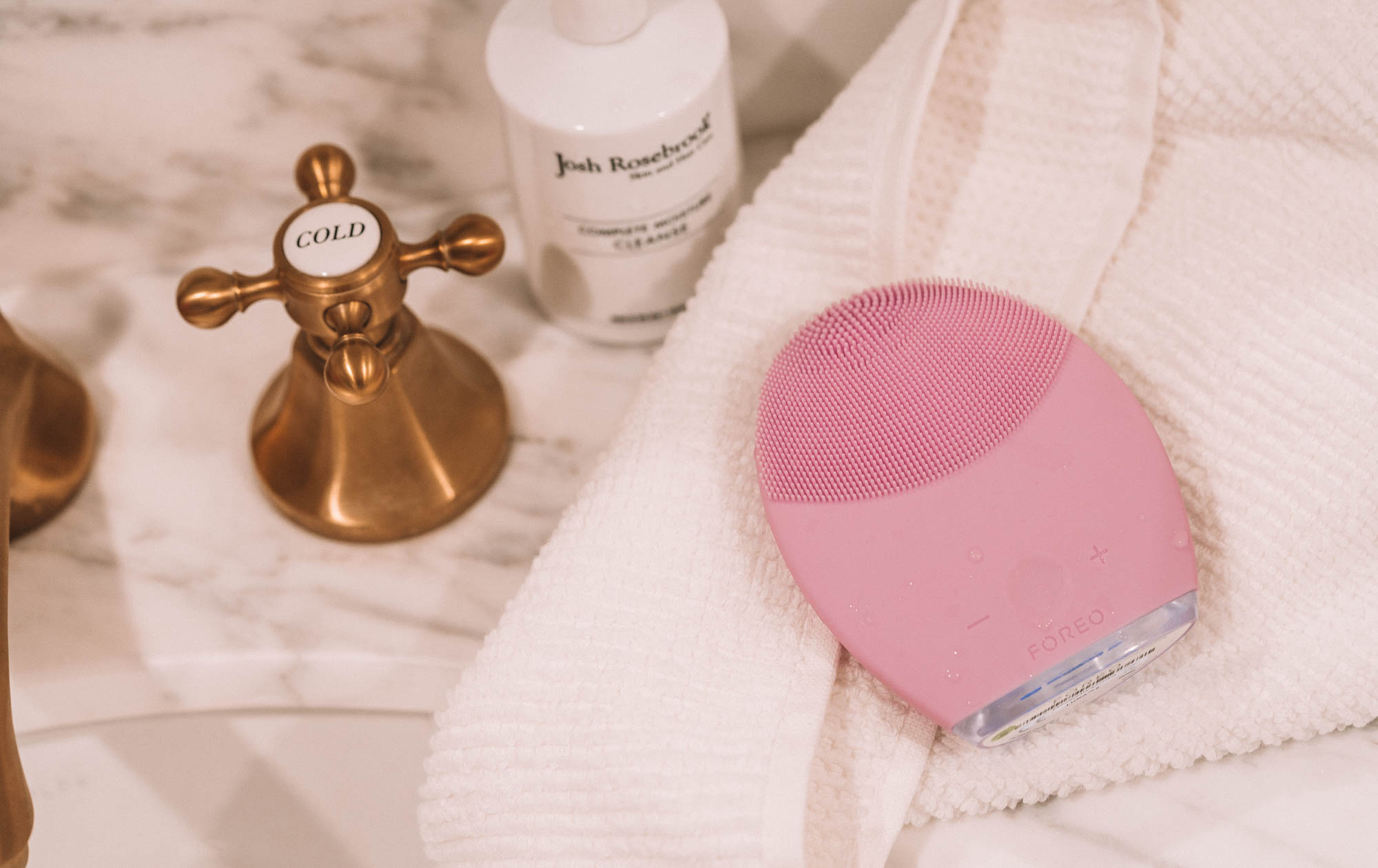 Foreo Cleansing Device Review Organic Bunny
